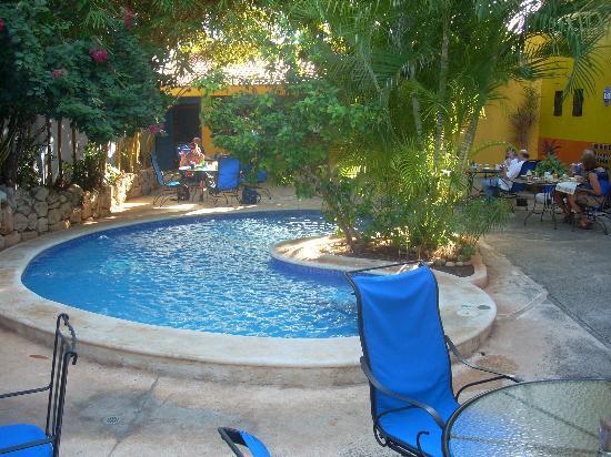 Hotel Medio Mundo: piscina hotel