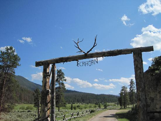 Elkhorn Ranch: You've arrived!