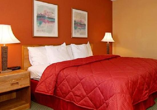Ramada Albuquerque Airport : King Bed Room