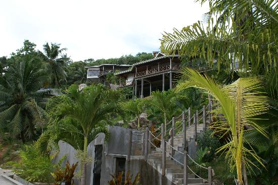 The house from downunder foto di villas de jardin port for Villas de jardin mahe island