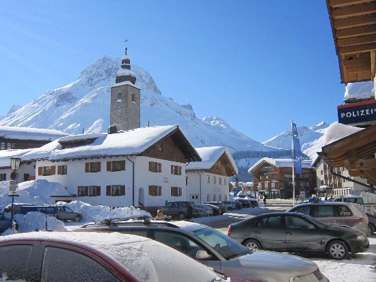 Hotel Alexandra: Lech