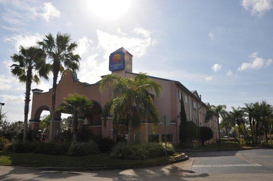 Quality Inn Sarasota/Siesta Key: Comfort Inn - Clark Rd - exterior