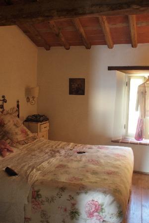 Napiaia Bed & Breakfast: Room