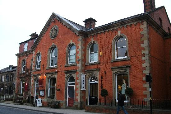 Clitheroe, UK: Old Post House Hotel