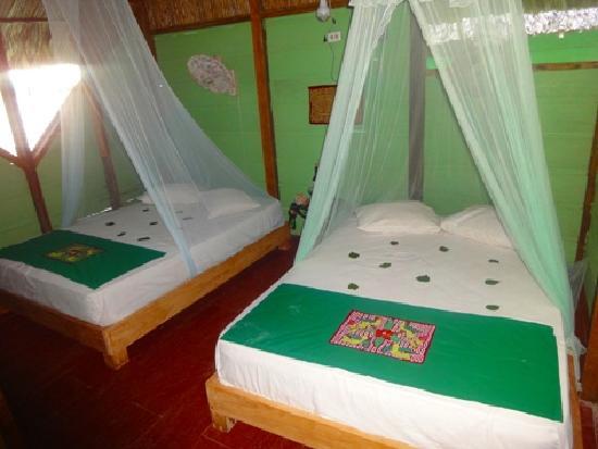 Akwadup Lodge: rooms