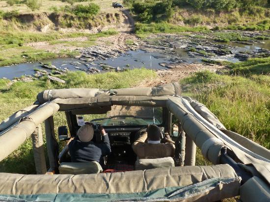 Mara Intrepids Luxury Tented Camp: guide du lodge intrepide