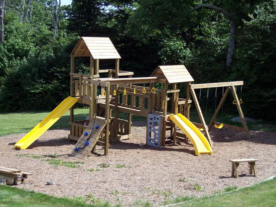 The Pinnacle Inn: Play Area for Kids