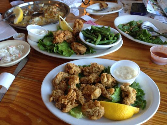 Stingaree Restaurant & Bar : 3rd Round