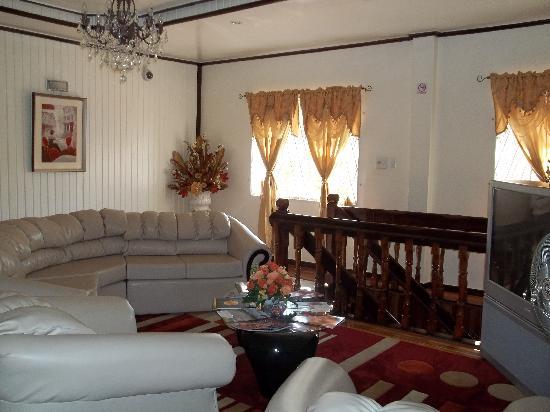 The Villa: Upstairs Lobby