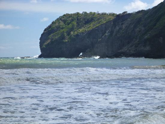 Zamaca Bed & Breakfast: Honeymoon Beach