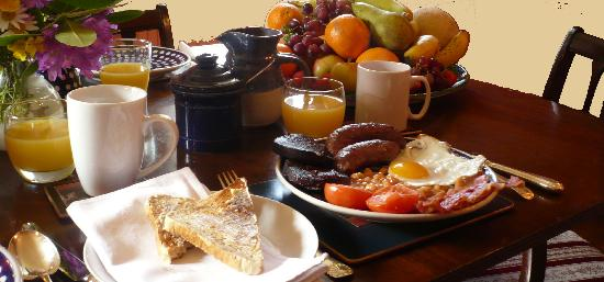 Godwin House: Generous breakfast