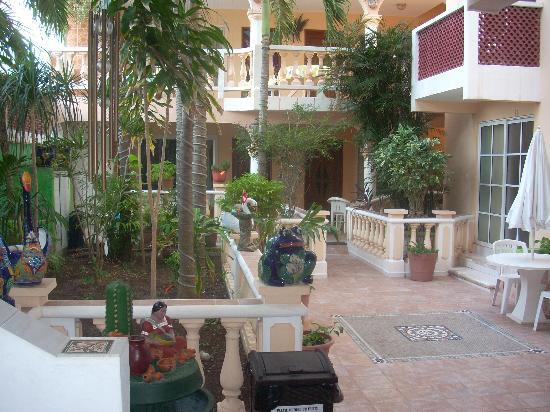 Francis Arlene Hotel: hotel