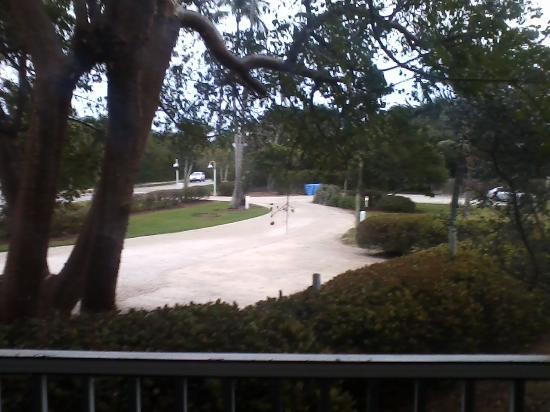 Sunset Beach Inn: Garden View Guestroom - View