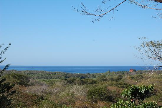 Casa Bambora: View from the Balcony