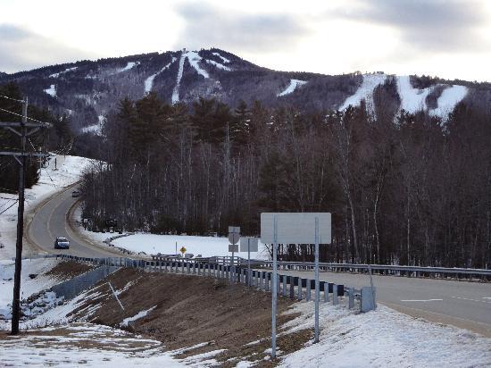 Gunstock Mountain Resort: Arriving at Gunstock