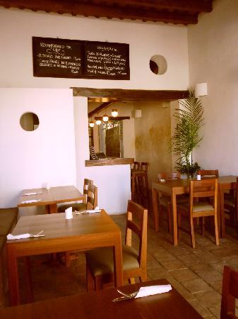 Restaurante El Bistro: el salon