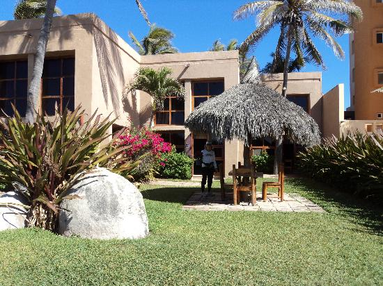 Villas El Rancho Green Resort: Ocean Front Villas