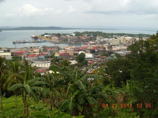 Stations of the Cross: Tacloban Harbor