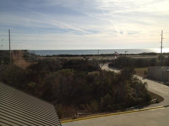 Hampton Inn & Suites Atlantic Beach: view from room