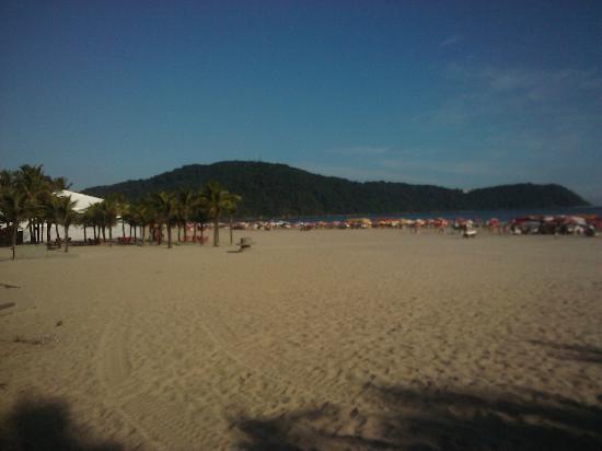 Praia Grande, SP: Praia do Forte
