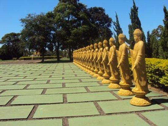 Foz do Iguacu, PR: Estátuas