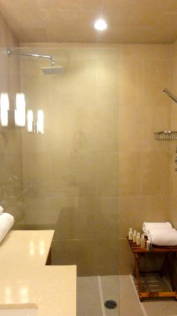 Mill Street Inn: great shower! :)