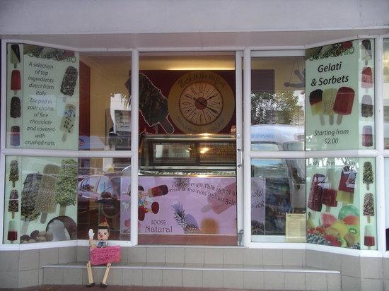 Gelocchio : 100% natural ice creams & sorbet