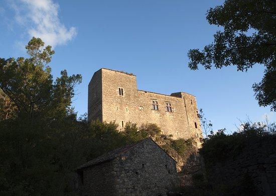 La Tour-Sur-Orb, Frankrike: Le Chateau de Boussagues