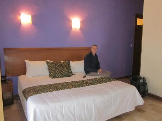 El Hotelito : Room 12