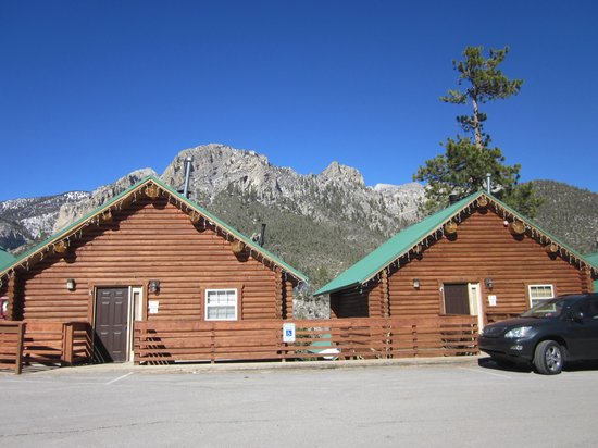 ‪‪Mount Charleston‬, نيفادا: Mt. Charleston Lodge‬