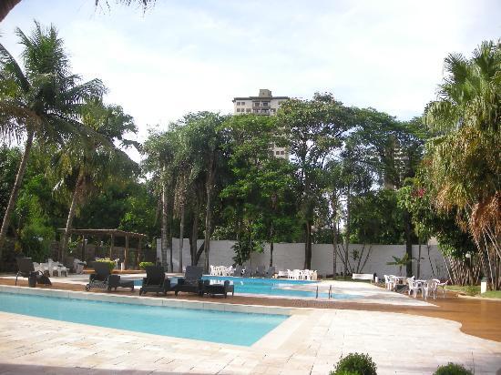 Hotel Lanville Athenee: pileta