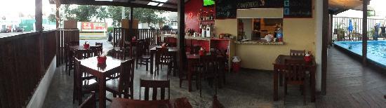 Chiltepin Marisquillos : vista panoramica del lugar