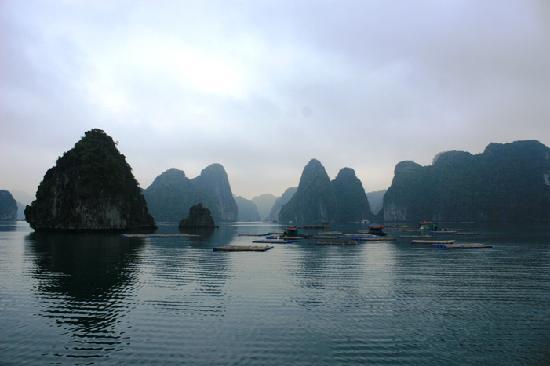 Custom Vietnam Travel Day Tours: Halong Bay