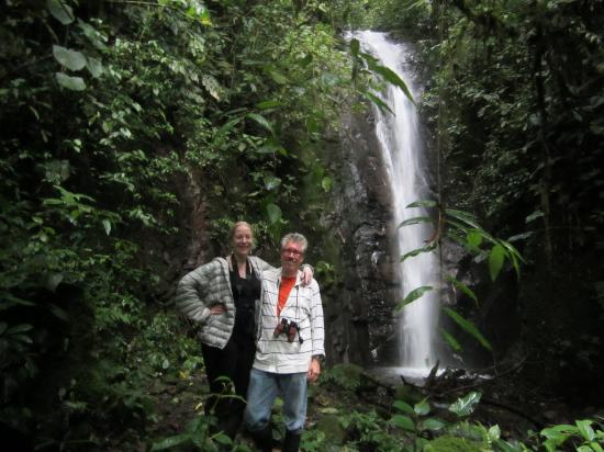 El Refugio de Intag Cloud Forest Lodge: Happy respite from birding