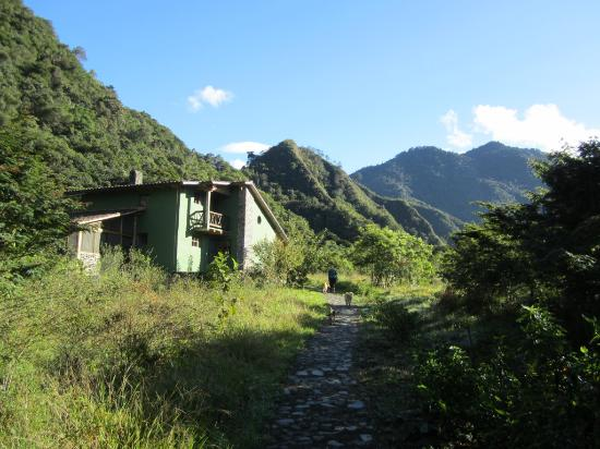 El Refugio de Intag Lodge: Our beautiful house