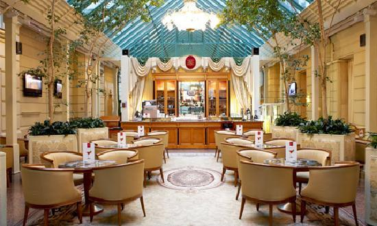 Hotel National, a Luxury Collection Hotel: Alexandrovsky bar