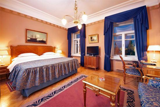 Hotel National, a Luxury Collection Hotel: Studio room with Kremlin view