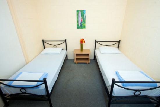 Caloundra Backpackers: Twin Room