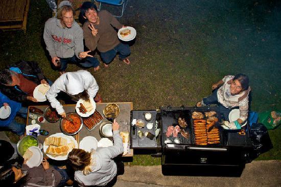 Caloundra Backpackers: Saturday Free BBQ