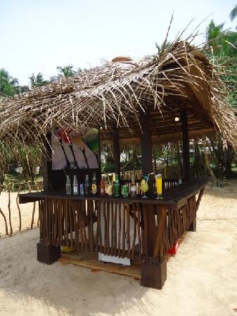 Escoffier: Beach bar