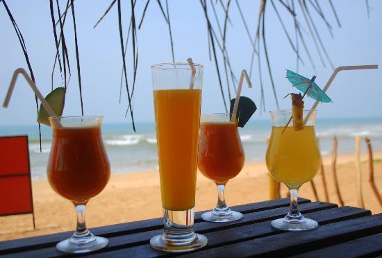 Escoffier: Cocktails and Juices