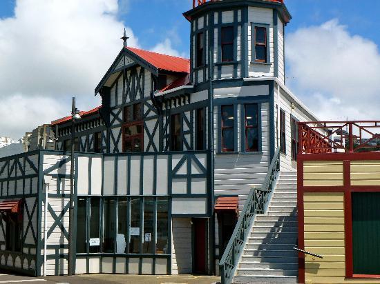 Wild About Wellington: Wellington Wharf Area