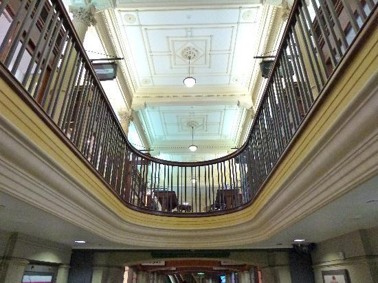 Wild About Wellington: The Old Bank Shopping Arcade
