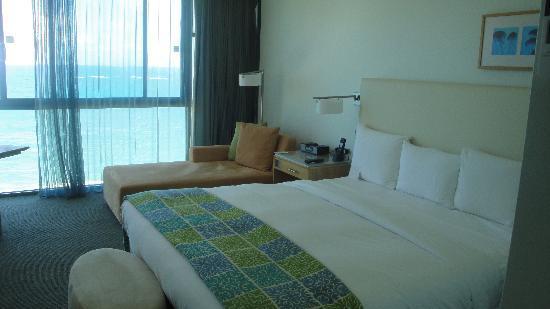 One Bedroom Suite Ocean Tower Picture Of La Concha Renaissance San Juan Resort San Juan