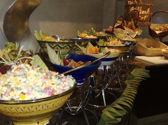 Golden Tulip Al Khobar: Restaurant