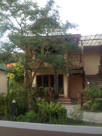 Ao Nang Dahla Bungalow: New bungalow at Ao Nang Dahla.