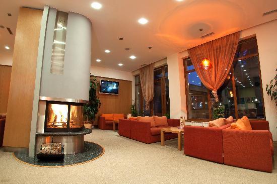 Villa Park Hotel: Lobby Bar