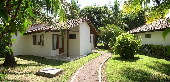 Hotel Villas Playa Samara: Entrance to 6A &B
