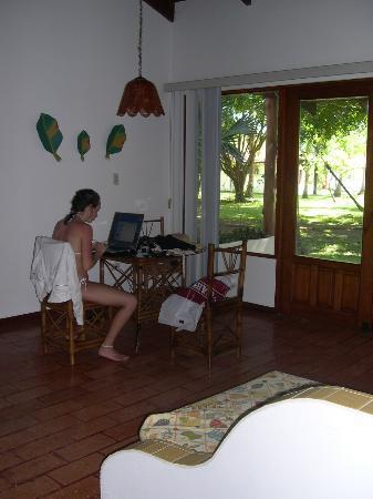 Hotel Villas Playa Samara: living room