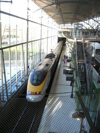 Euralille Station